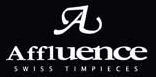 Affluence Watch Repair Logo