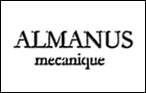 Almanus Watch Repair Logo
