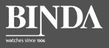 Binda Watch Repair Logo