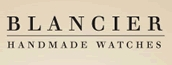 Blancier Watch Repair Logo