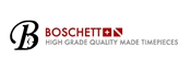 Boschett Watch Repair Logo