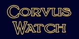 Corvus Watch Repair Logo