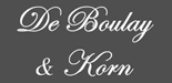 De Boulay & Korn Watch Repair Logo