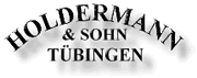 Holdermann & Sohn Watch Repair Logo