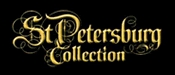 St. Petersburg Collection Watch Repair Logo